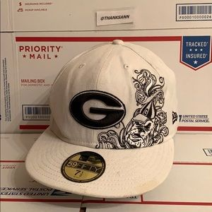 University of Georgia hat